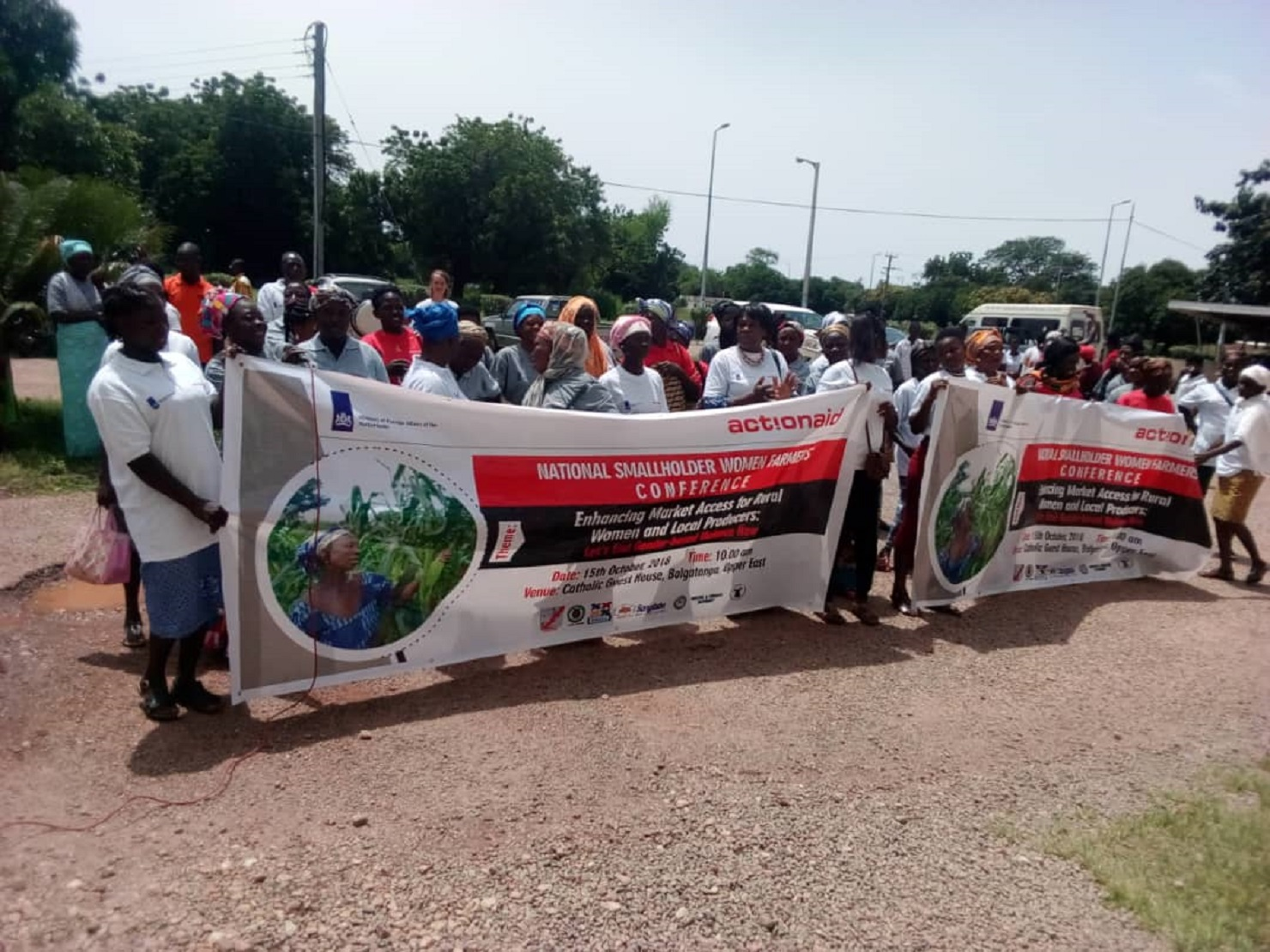 abused women farmers petition akufo addo over injustice globalskyafricaonline com