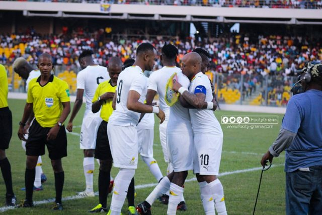 467e0536aba3c Afcon 2019: Ghana to face Cameroon in Group F ...