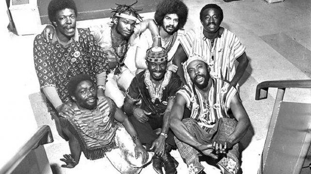Osibisa Marks 50 Years Of Musical Excellence Globalskyafricaonline Com