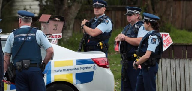 Auckland police