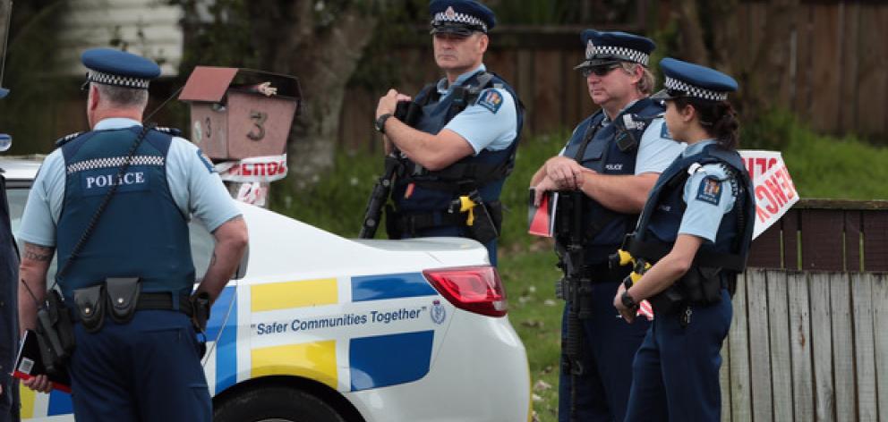 Auckland police