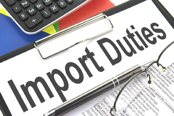 import duties
