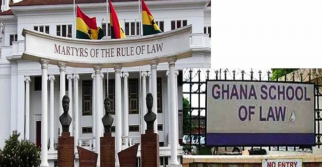 law school ghana